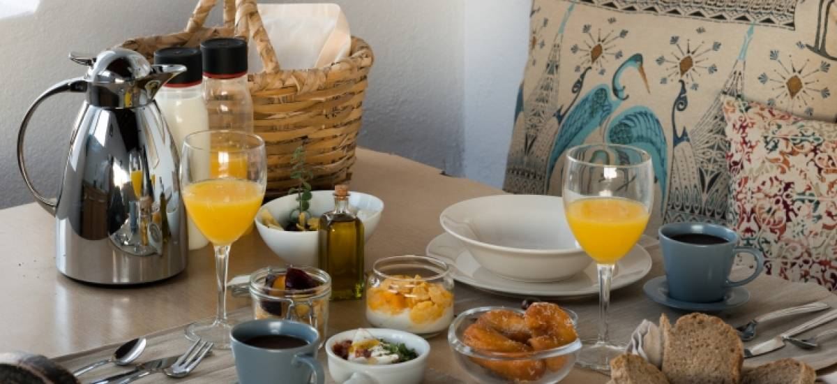 Rusticae Lanzarote Hotel con encanto Desayuno