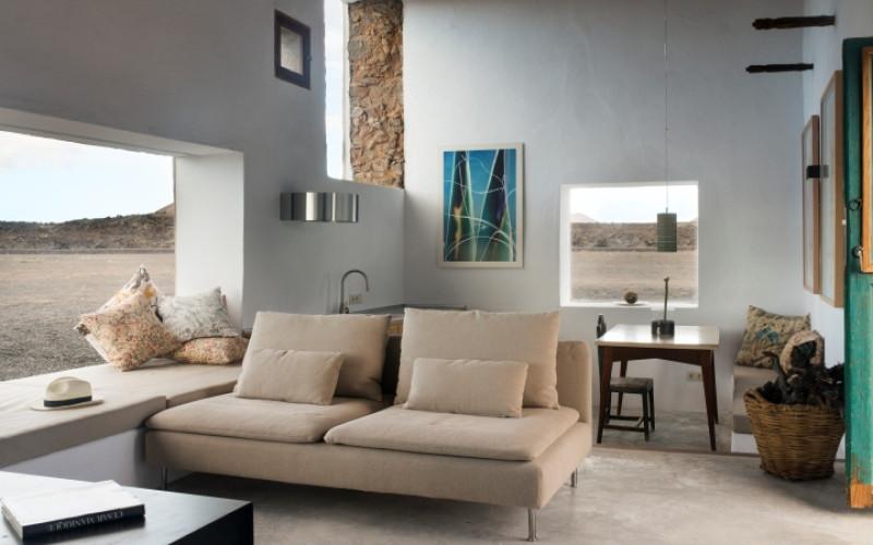 Apartamentos B&B Buenavista Lanzarote Country Ecofinca Bed