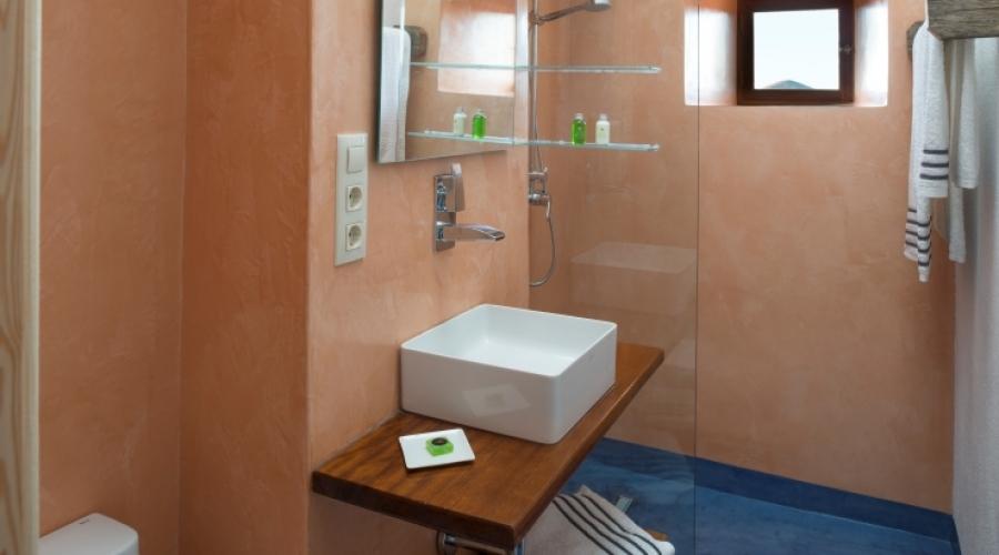 Rusticae Lanzarote Hotel con encanto Baño