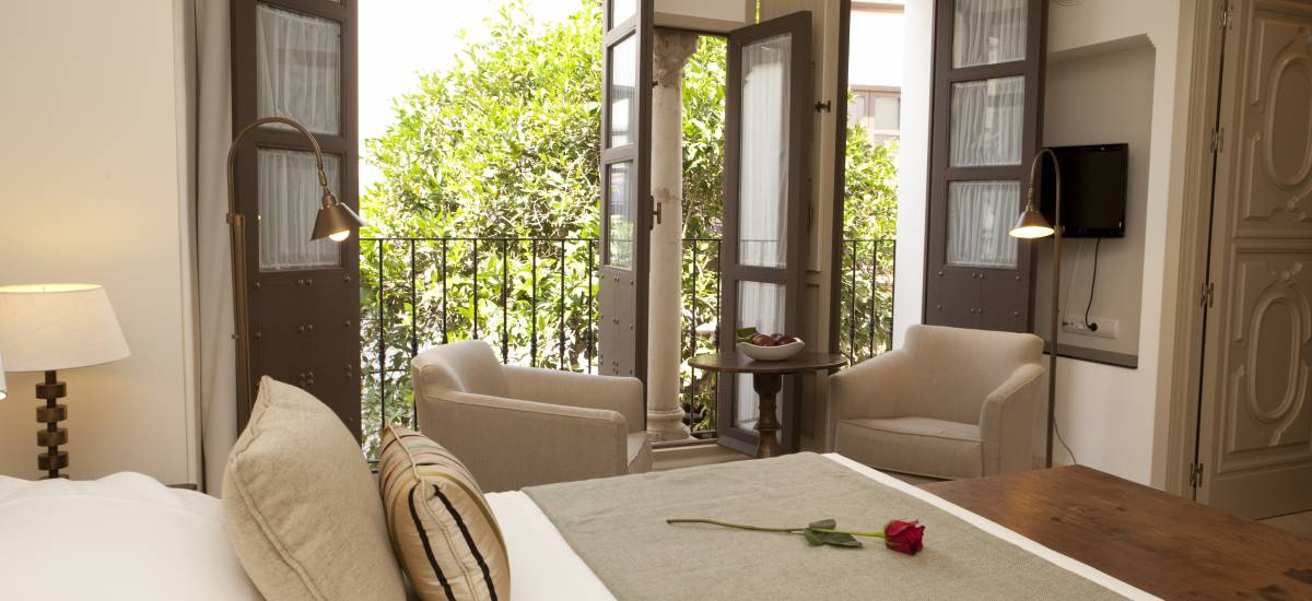 Balcón de Córdoba Hotel habitación Rusticae Balcón de Cordoba