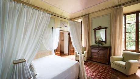 Rusticae Italia Toscana Hotel Borgo Pignano rural habitacion