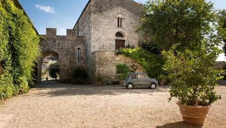 Rusticae Italia Toscana Hotel Borgo Pignano con encanto exterior