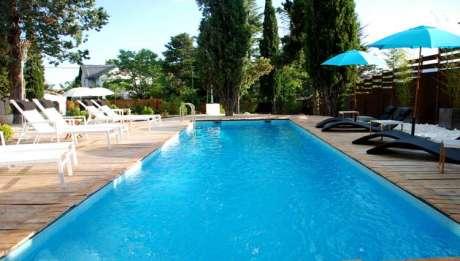 Hoteles con encanto en sierra de guadarrama rusticae for Hoteles con encanto cerca de madrid con piscina