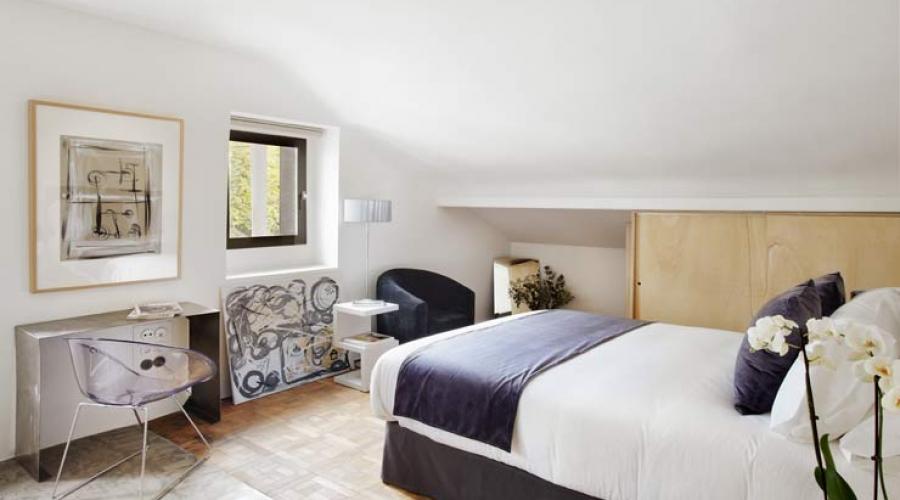 Hotel box art la torre hoteles con encanto en madrid for Hoteles romanticos en la sierra de madrid