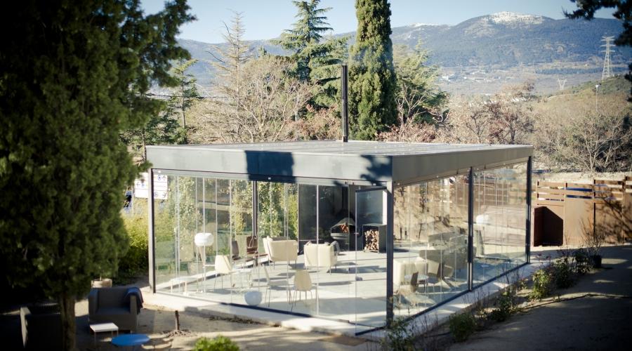 Rusticae Madrid Hotel Box Art La Torre con encanto exterior