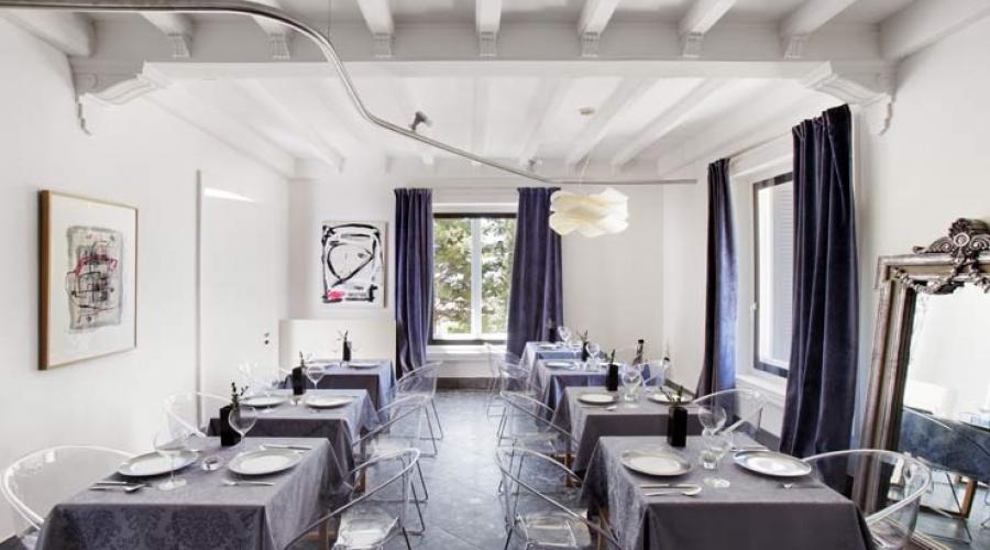Rusticae Madrid Hotel Box Art La Torre con encanto Comedor