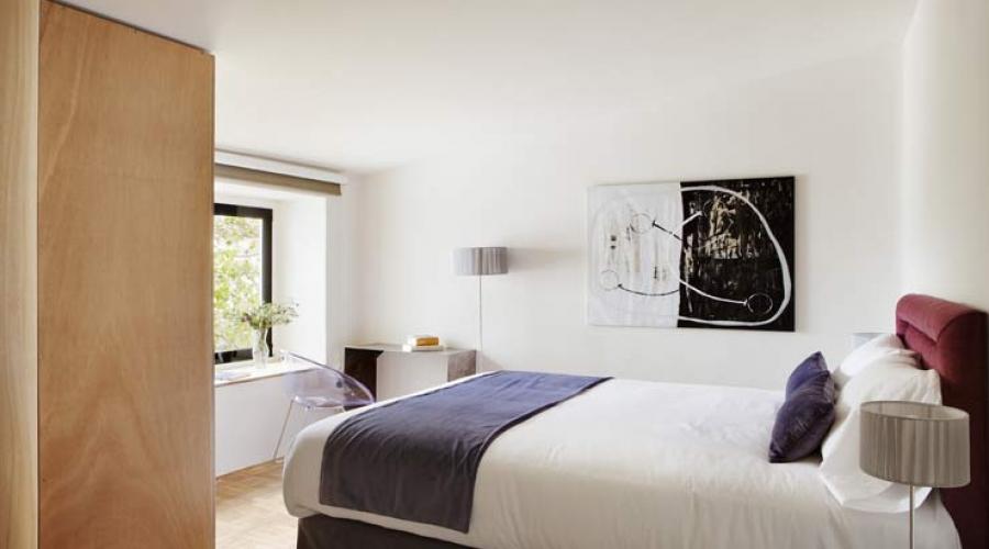 Rusticae Madrid Hotel Box Art La Torre con encanto Habitación