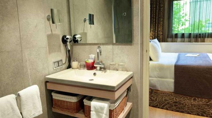 Rusticae Hotel Girona Gerona con encanto Baño