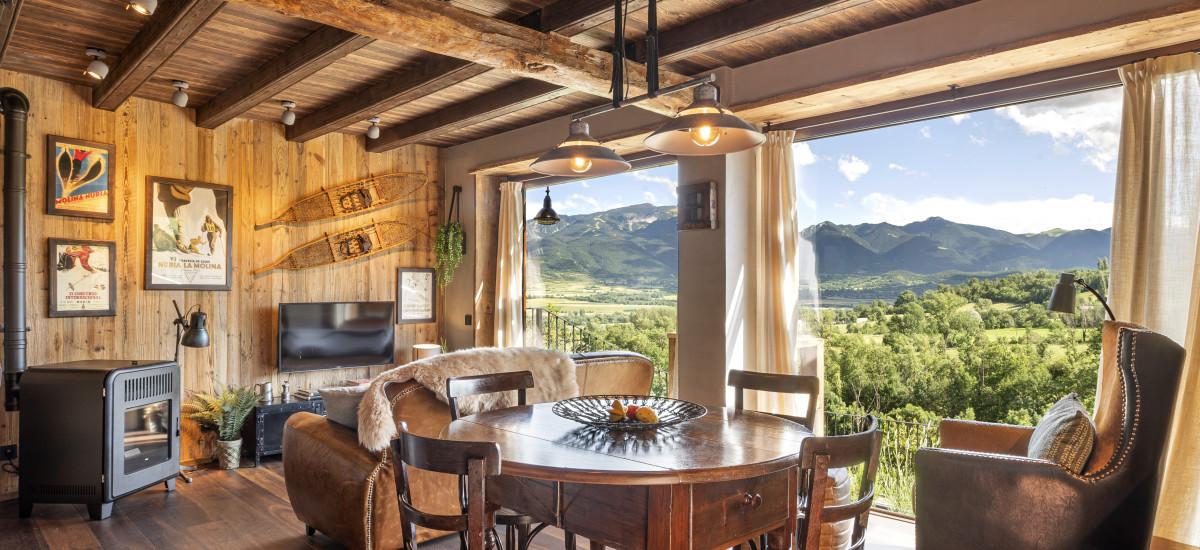 Cal Cassi - Suite de muntanya Hotel views