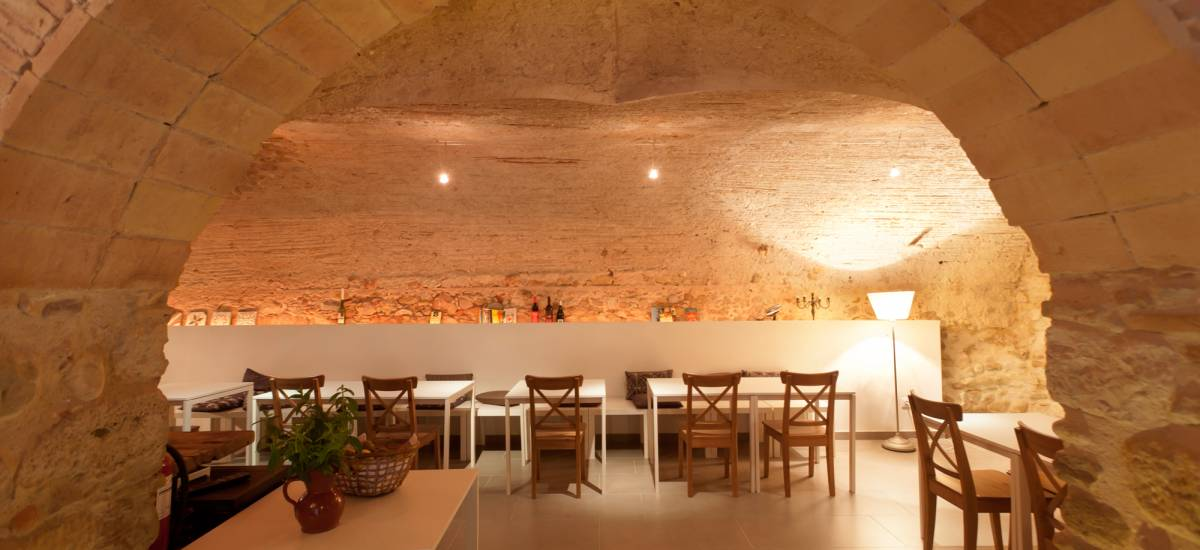 Rusticae charming Hotel Can Clotas Girona Gerona living room