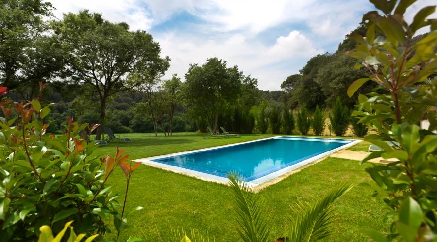 Rusticae Hotel Girona Gerona con encanto Piscina