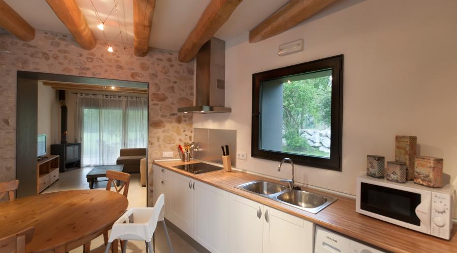 Rusticae Hotel Girona Gerona con encanto Cocina