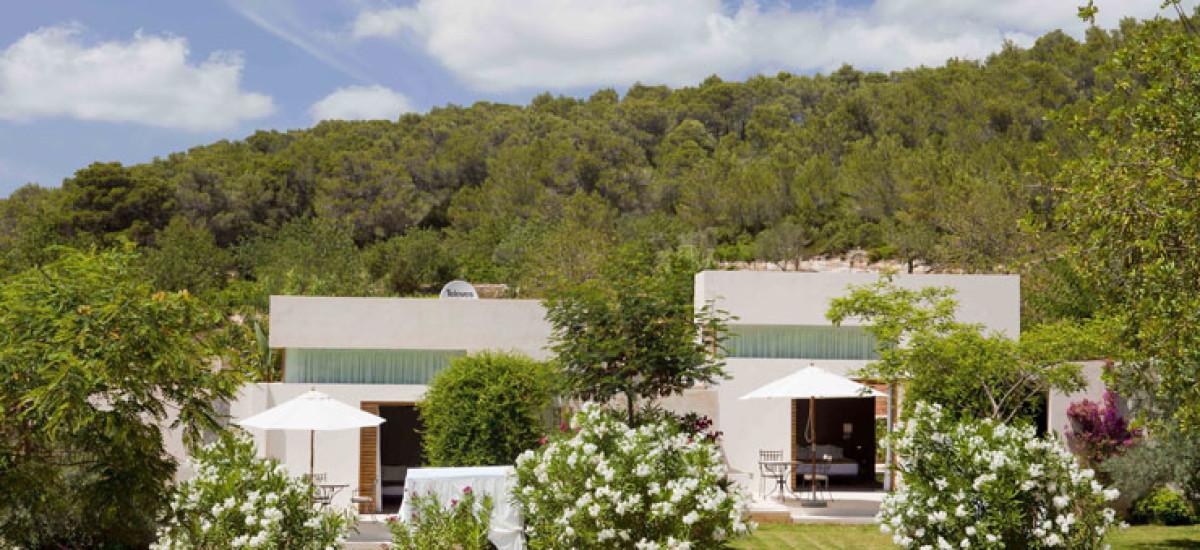 Rusticae Ibiza Hotel charming Can Lluc outside