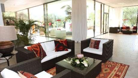 Rusticae Ibiza Hotel con encanto Hall