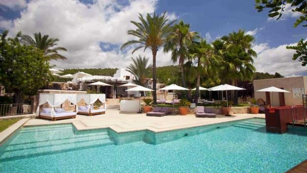 Hoteles Rusticae, Hoteles con piscina de impresión, Hoteles adap