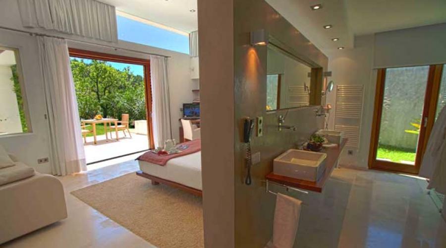 Rusticae Ibiza Hotel con encanto Habitación