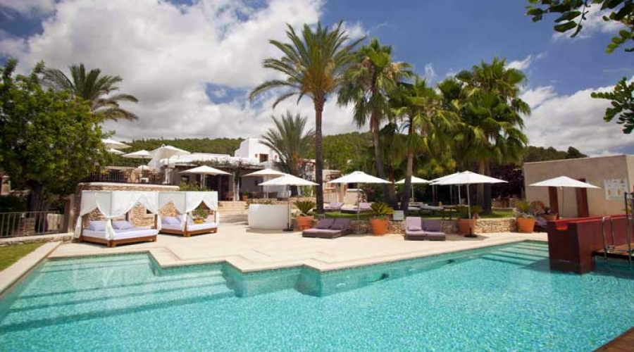 Rusticae Ibiza Hotel con encanto Piscina