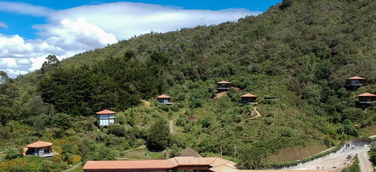 Hotel Cannúa Lodge en Marinilla Hotel Cannúa