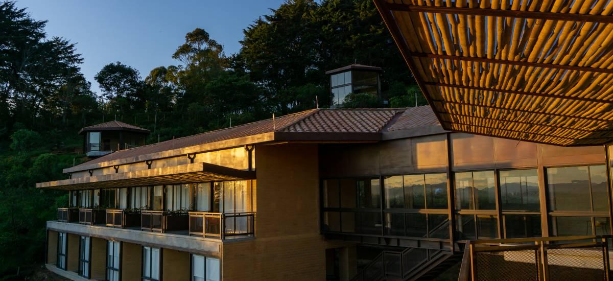 Hotel Cannúa Lodge en Marinilla Jardin Hotel Cannúa