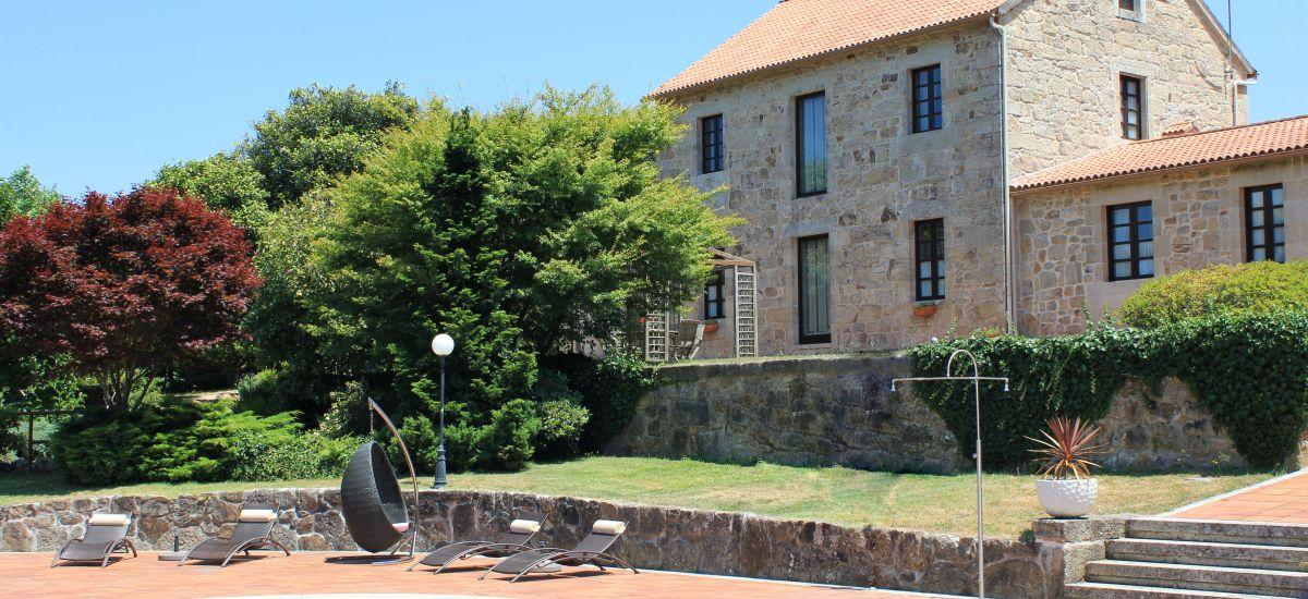 Rusticae Pontevedra Hotel Casa a Pedreira events