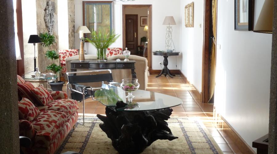 Rusticae Pontevedra Hotel Casa a Pedreira para eventos