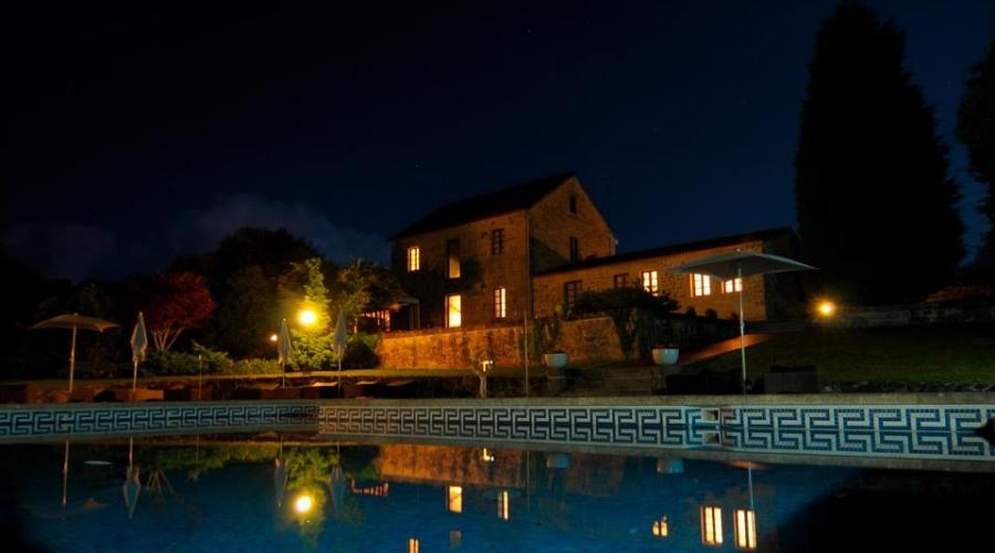 Rusticae Pontevedra Hotel Casa a Pedreira con jardín