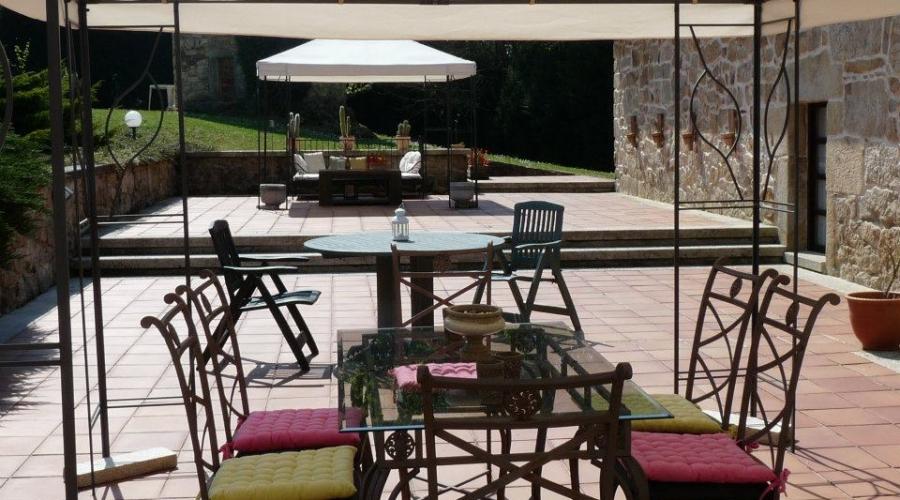 Rusticae Pontevedra Hotel Casa a Pedreira románticos