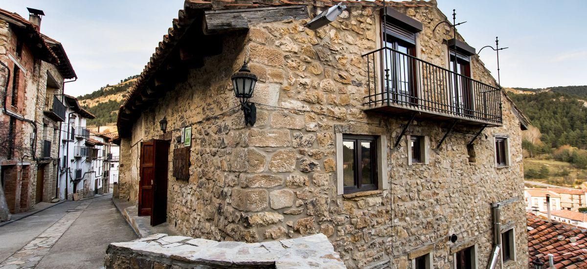 Casa Rural de Alquiler Completo Casa Rural Palacio