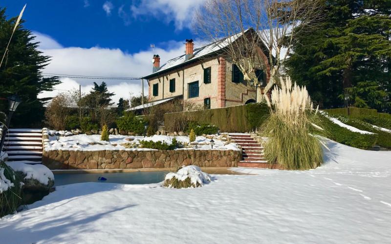 Casa Rural de Alquiler Completo El Alma del Colmenar