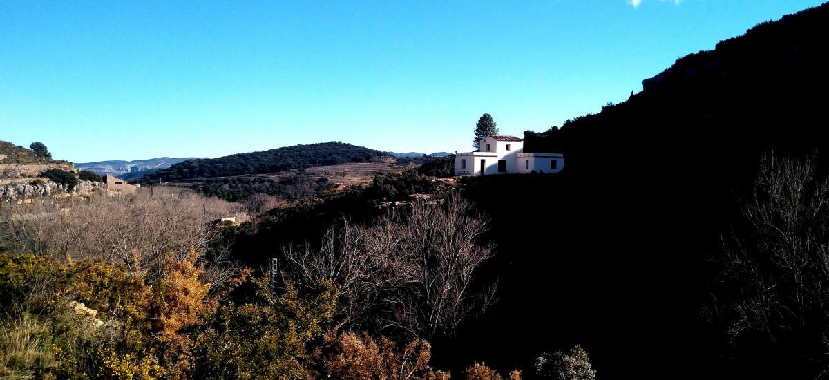 Casa Rural de Alquiler Completo Mas de les Melgues