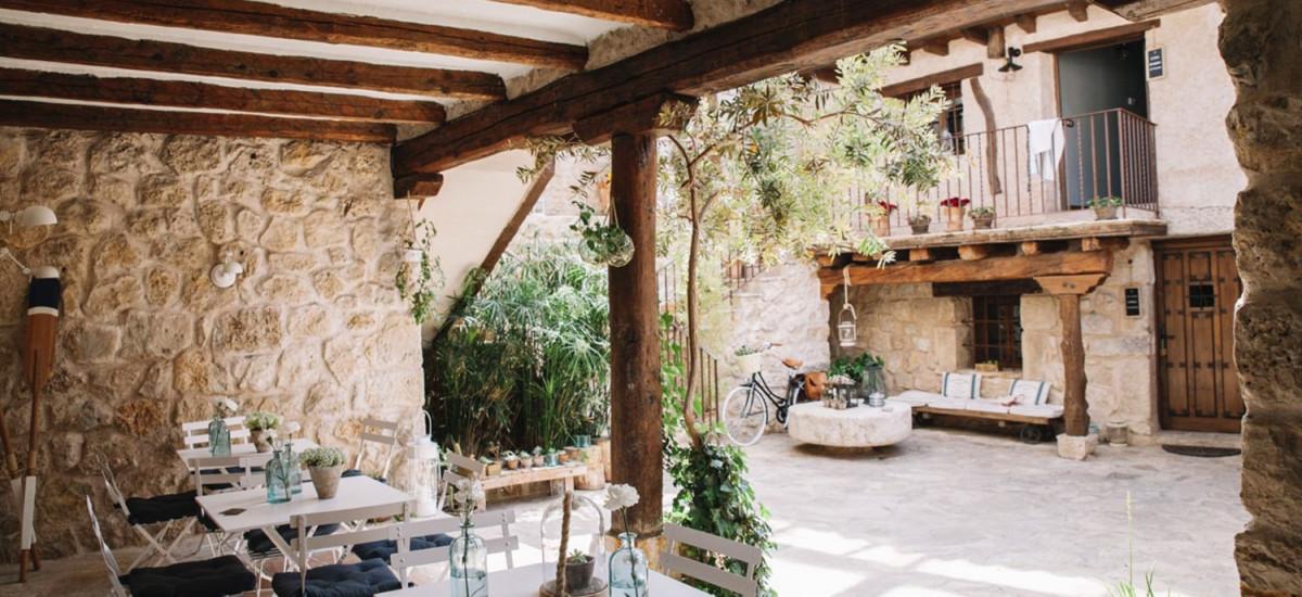 Casa Rural de Alquiler Completo Place du Port