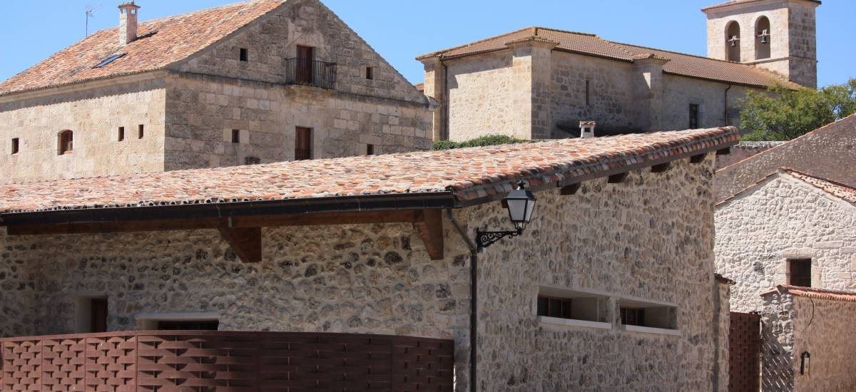 Rusticae Segovia Hotel Casa de Laura romantic countryside