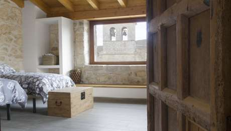 Rusticae Segovia Hotel Casa de Laura romantico Habitación