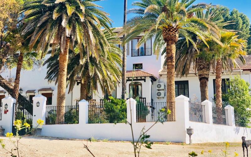 Casa Rural de Alquiler Completo Dos Olivos