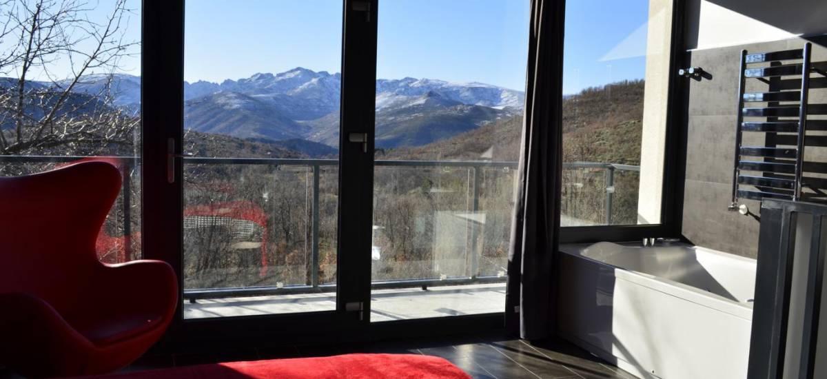 Rusticae Ávila Hotel con encanto Vistas