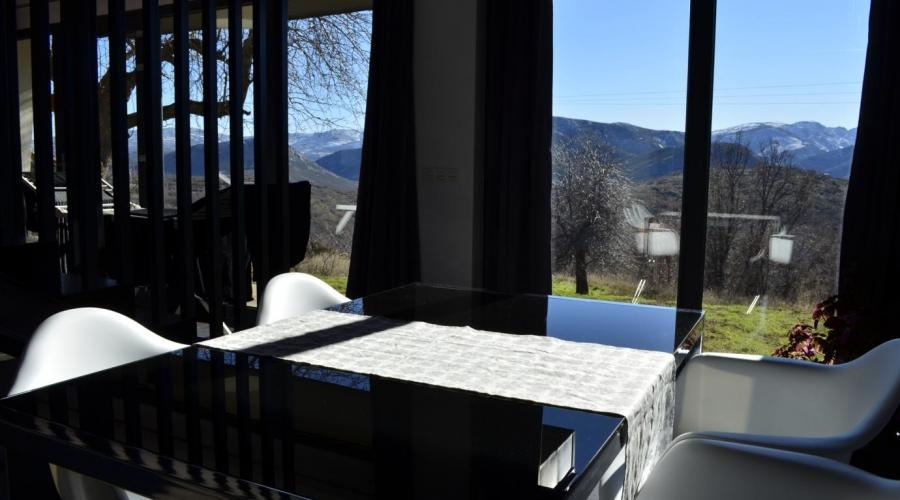 Rusticae Ávila Hotel con encanto Comedor habitación