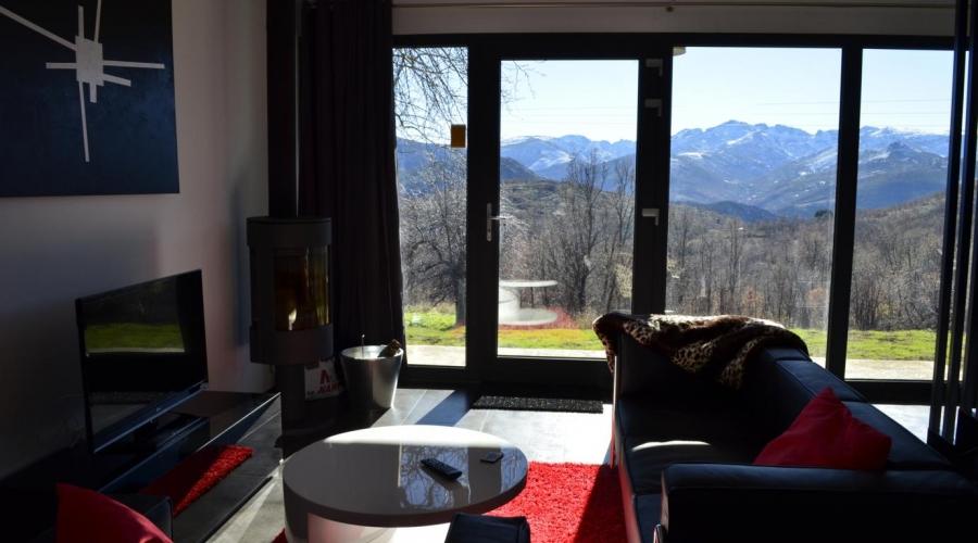 Rusticae Ávila Hotel con encanto Salón habitación