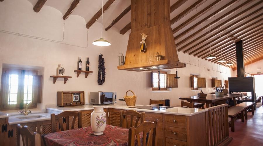 Rusticae Murcia Casa AlquilerbCasa del Labrador rural bar