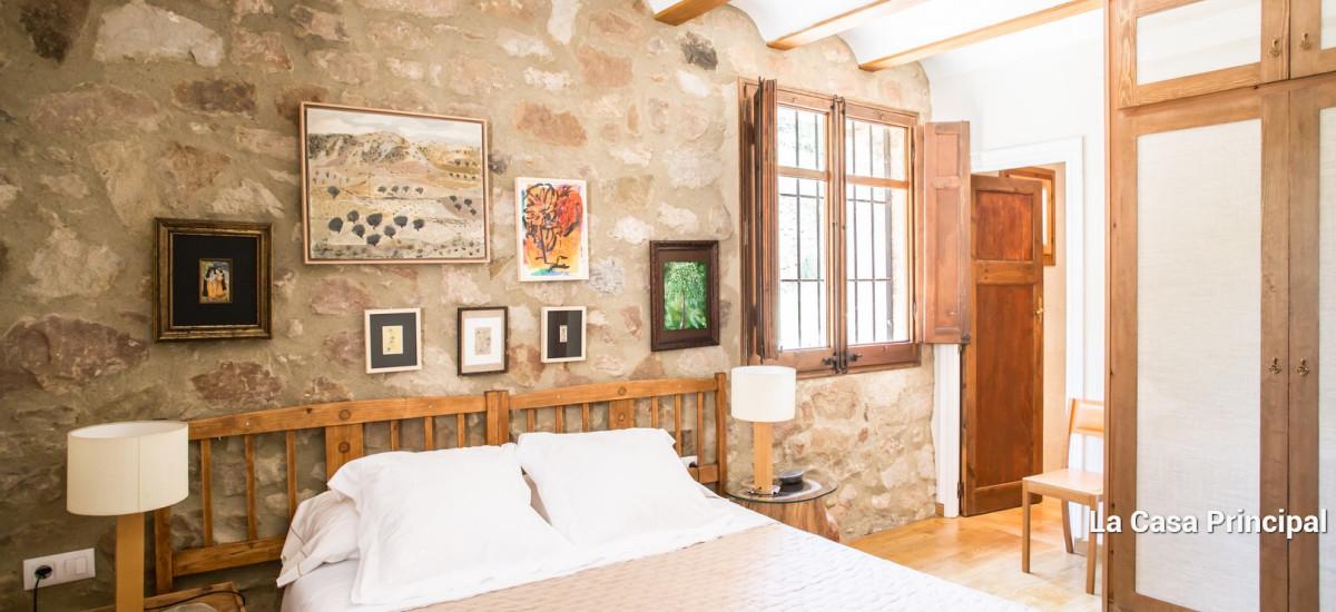 Casa Alquiler Completo La Casa de Los Moyas