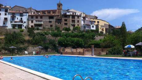 Rusticae Teruel Hotel Casa Moyas rural piscina