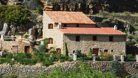 Rusticae Castellón Casa Rural fin de semana La Covarxella