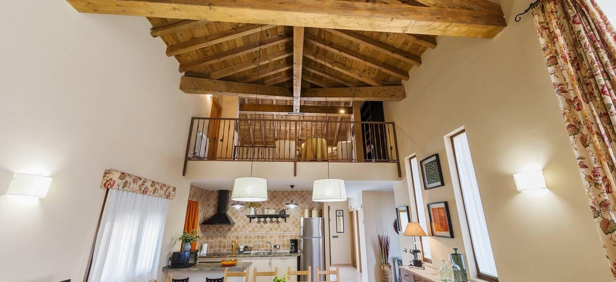 Rusticae Zamora house renting La Galana charming