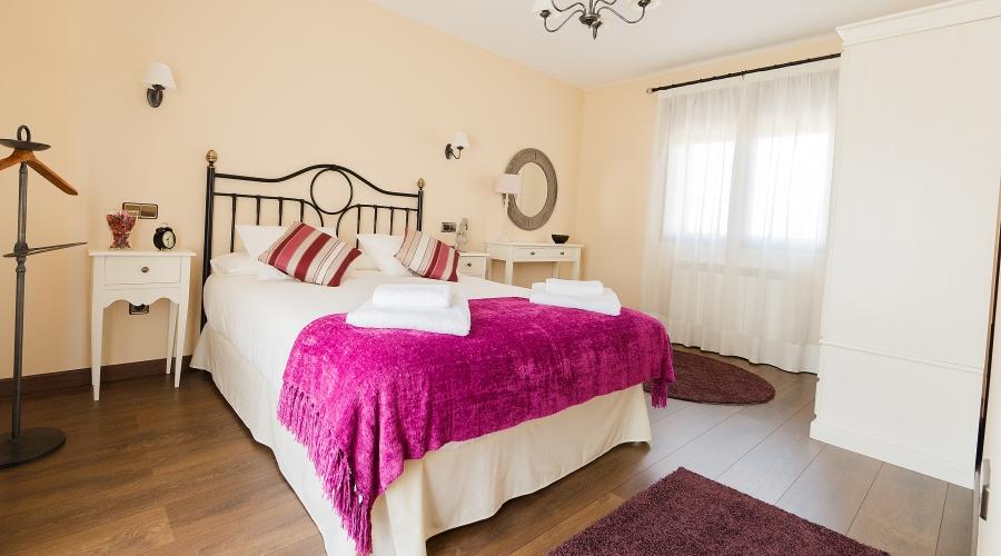 Rusticae Zamora Hotel La Galana alquiler Habitación