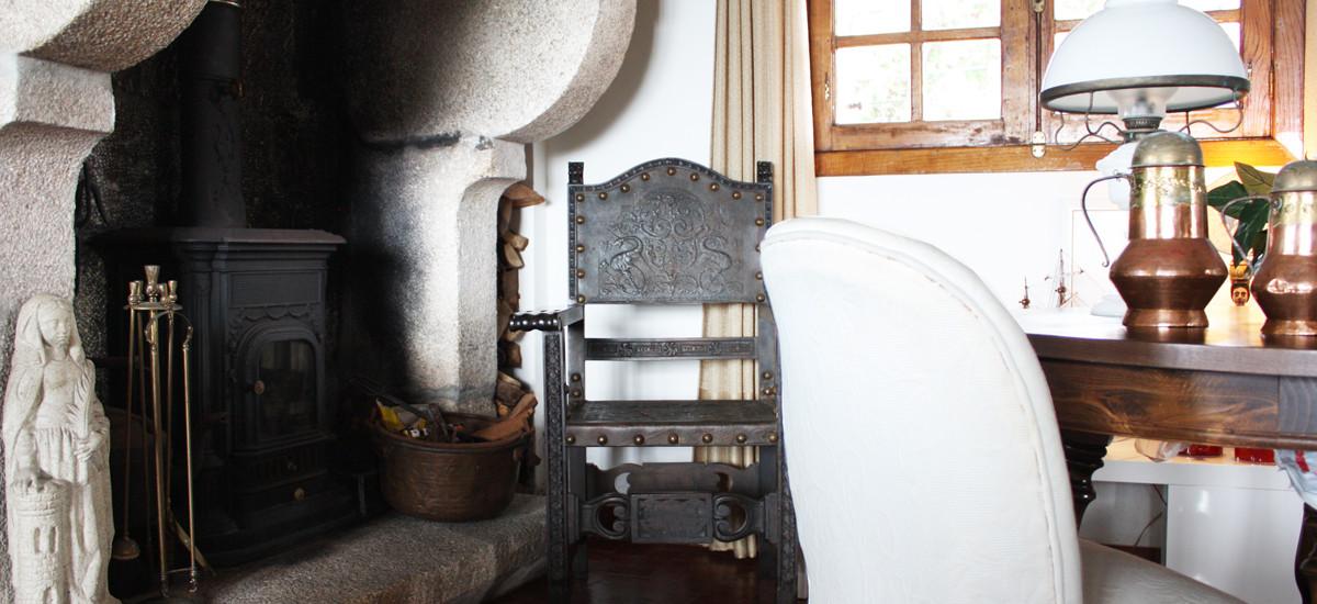 Casa Rural de Alquiler Completo Te Cuento 3 Baiona