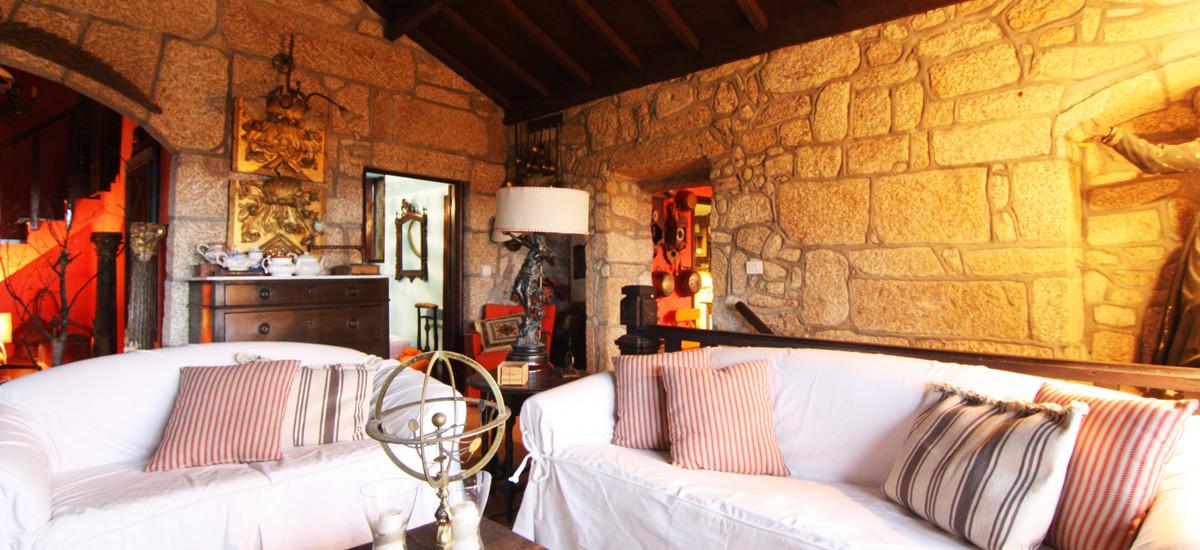 Casa Rural de Alquiler Completo Te cuento 3 Xesteira