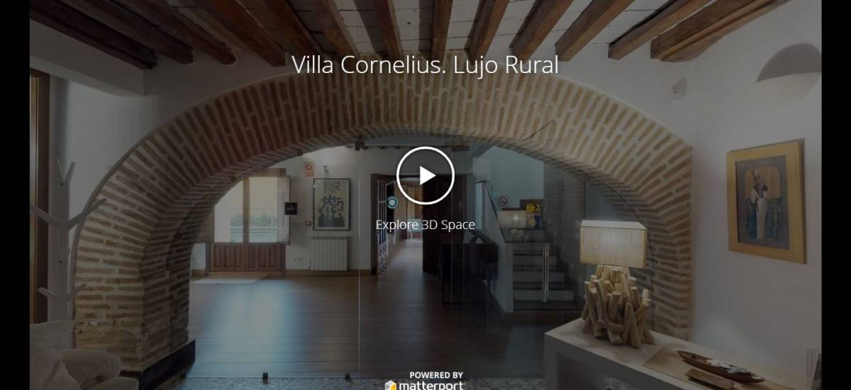 Villa Cornelius Hotel Rural Home in Las herencias Video Rusticae