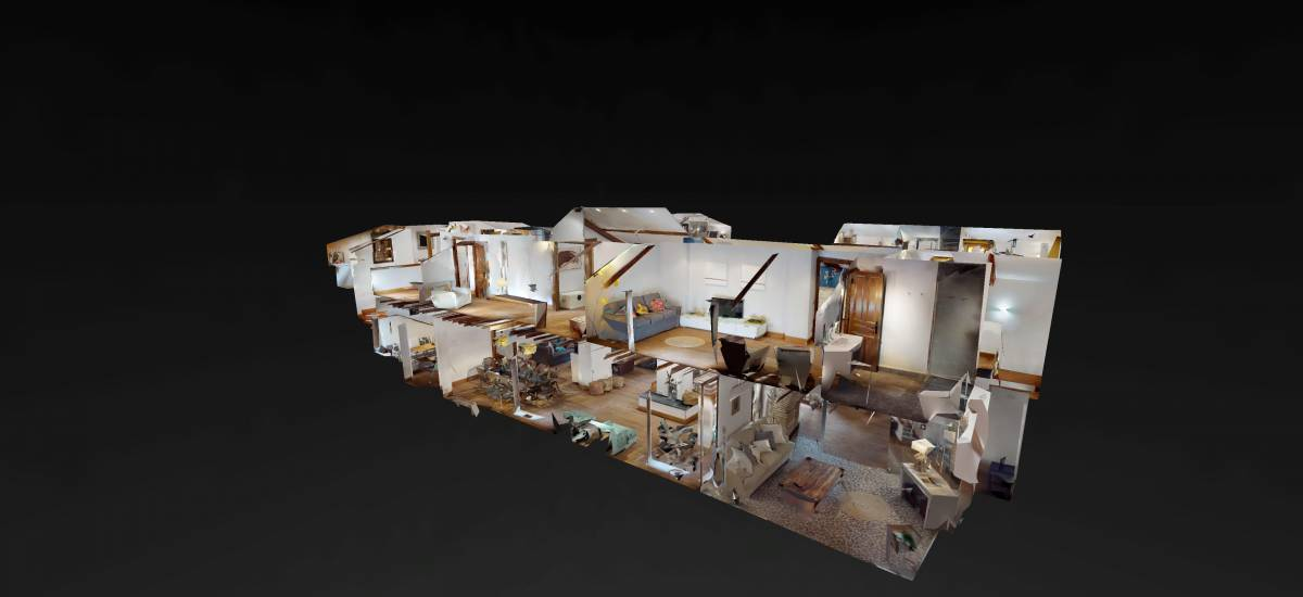 Casa Rural de Alquiler Completo Villa Cornelius
