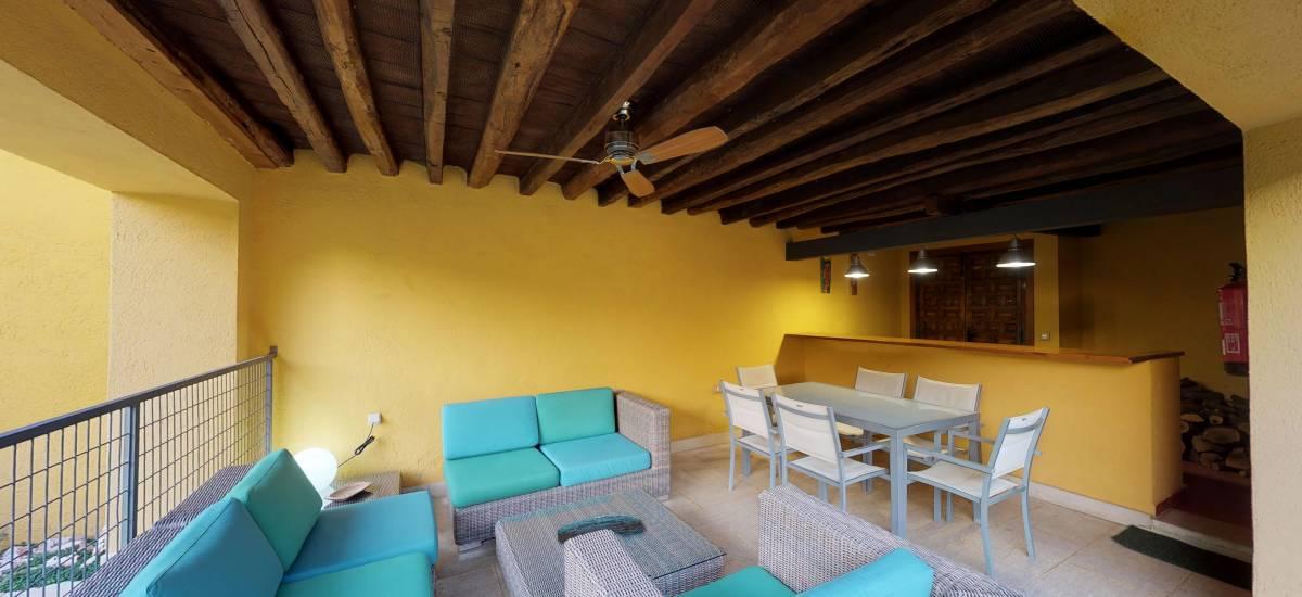 Casa de Alq. Completo Villa Cornelius 5 Estrellas Verdes