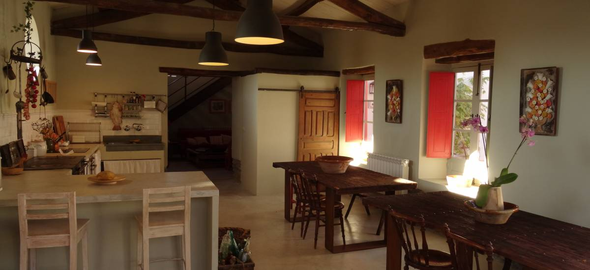 Rusticae León Hotel con encanto Cocina