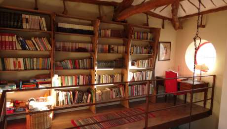 Rusticae León Hotel con encanto Biblioteca
